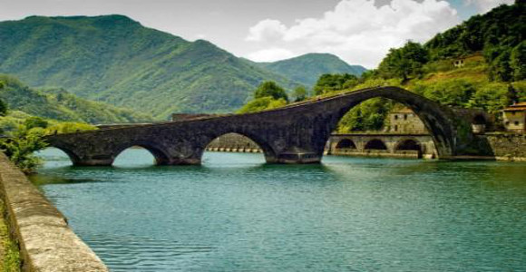 Devil's Bridge, Garfagnana